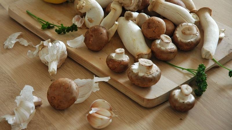 【谣言粉碎机】蘑菇营养价值很高
