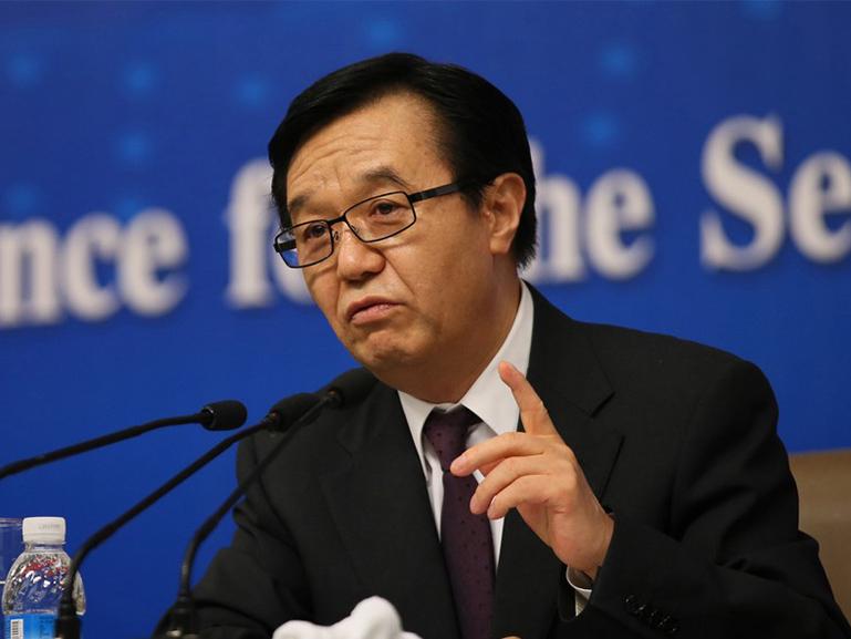 商务部部长高虎城答记者问